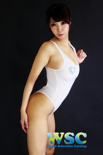 エロ下着の通販商品:Tバックプレイスーツ・白・16078・イメージ写真3
