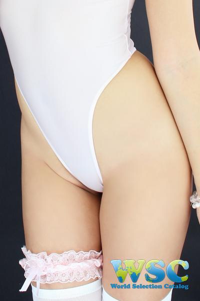 エロ下着の通販商品:ハイレグレオタード・Tバックtype・ライトピンク・92907・イメージ写真5