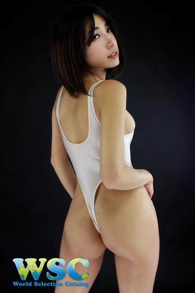 エロ下着の通販商品:ハイレグレオタード・Tバックtype・ベージュ・92907・イメージ写真2