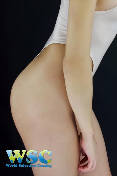 エロ下着の通販商品:ハイレグレオタード・Tバックtype・ベージュ・92907・イメージ写真5
