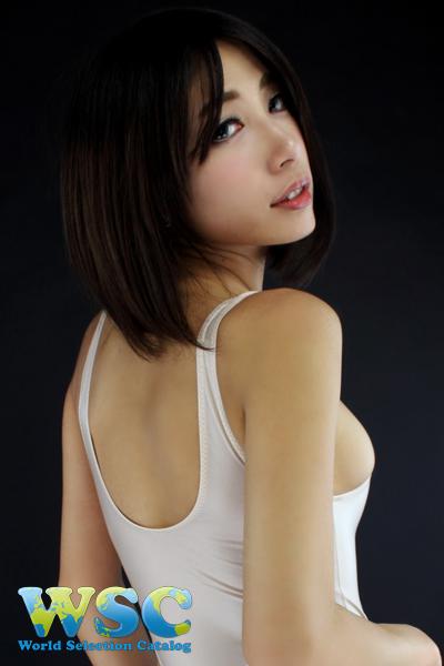 エロ下着の通販商品:ハイレグレオタード・Tバックtype・ベージュ・92907・イメージ写真6