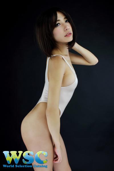 エロ下着の通販商品:ハイレグレオタード・Tバックtype・ベージュ・92907・イメージ写真7