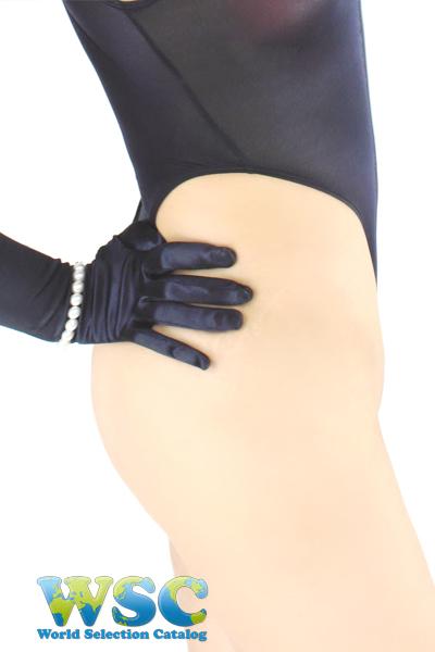エロ下着の通販商品:ハイレグ・Tバック・レオタードRH05T・黒・イメージ写真7