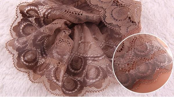 エロ下着の通販商品:光沢ガーターストッキング・8235・詳細写真3
